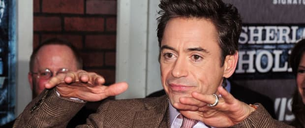 Robert Downey Jr  Drug Addiction: An Incredible Comeback Story