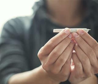 Smokes weed boyfriend my 5 Things
